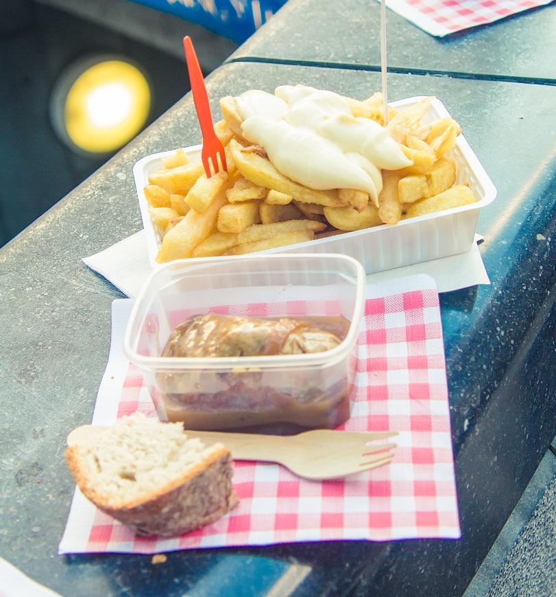 Confrérie du Gay Boulet - Boulet & frites