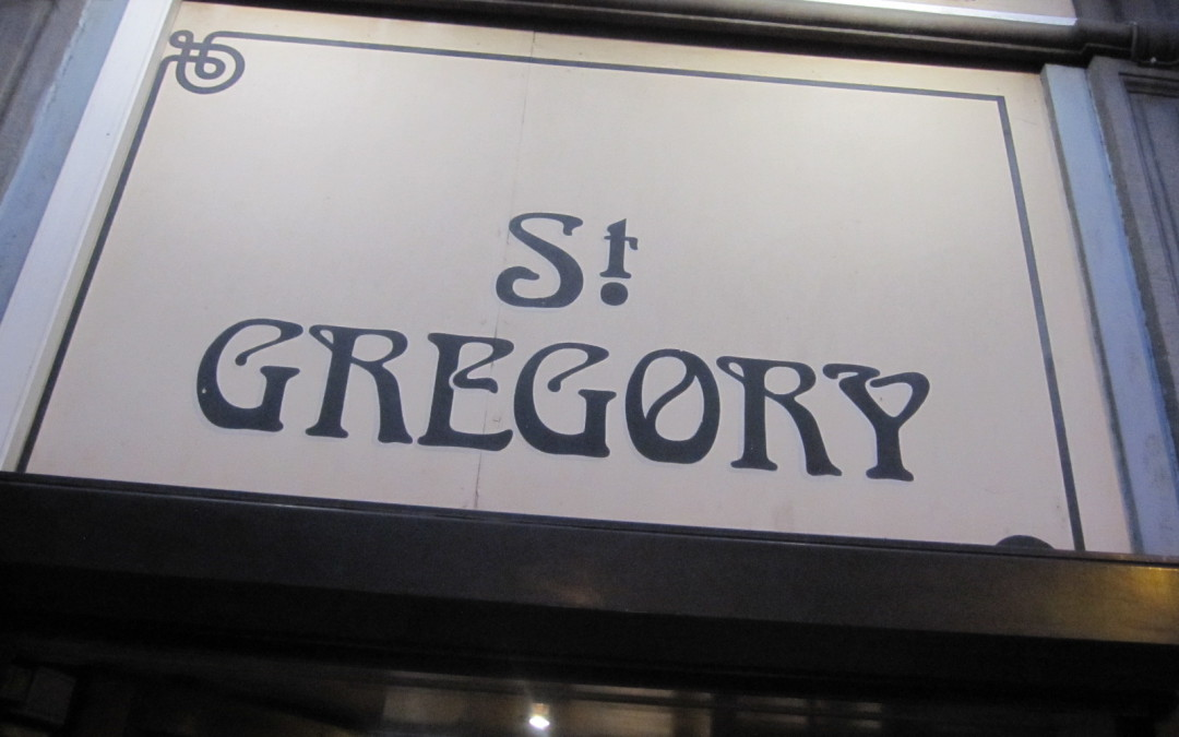 Le Saint Gregory (Liège)