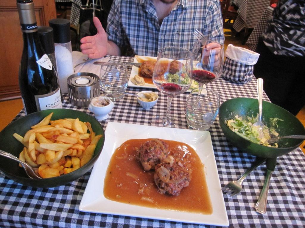 La Cuisine de Yannick - Le plat